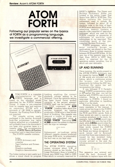Computing Today October 1982 page 26